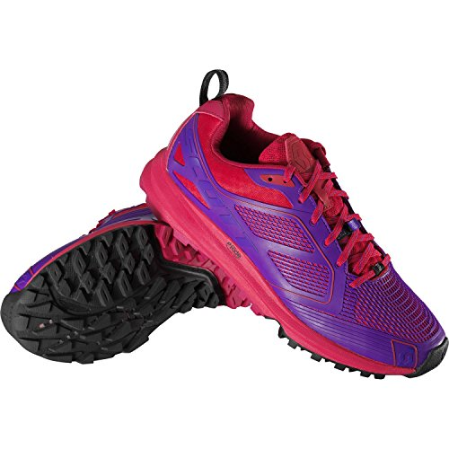 SCOTT Damen Laufschuhe purple/red