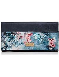 Satya Paul Blue Men's Wallet (AWWLPUA7SP290B)