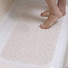 Aqua Rug Non-Slip Bath Bathroom Shower Carpet Mat Hygiene Mould Stain Resistant