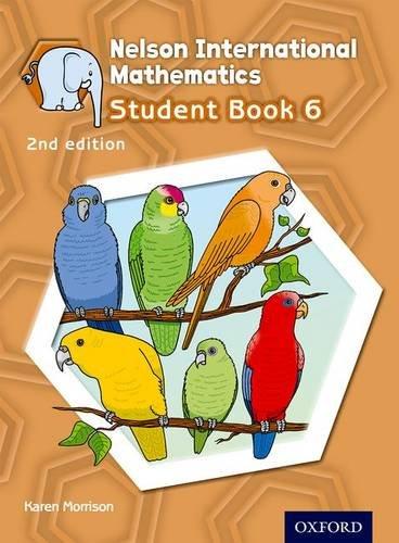 Nelson international mathematics. Student's book. Per la Scuola elementare. Con espansione online: 6