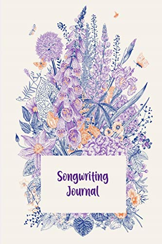 Preisvergleich Produktbild Songwriting Journal: Your Songs With Melody In The Lyrics Book
