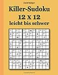 Killer-Sudoku 12x12 leicht bis schwer