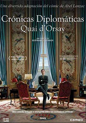 Bild von Crónicas Diplomáticas: Quai D'orsay --- IMPORT ZONE 2 ---
