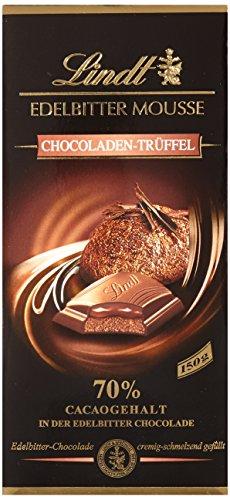 Lindt & Sprüngli Edelbitter Mousse Choco-Trüffel, 3er Pack (3 x 150 g)