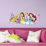 Best RoomMates Décorations de Noël - RoomMates rmd3182gm-Disney Princesse d'amitié géant Review