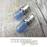 2x Super White Birnen Standlicht Bax9s H6W Xenon Weiß Lampen COBALT TÜV FREI #2