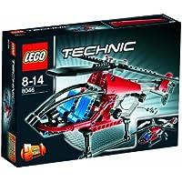 LEGO - 8046 - Jeu de Construction - Technic - L'Hélicoptère
