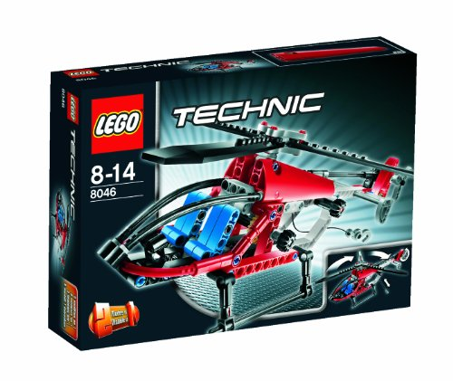 LEGO Technic 8046 - Helicopter [English version]