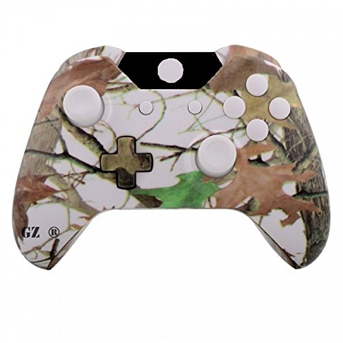 greenzone-r-xbox-one-woodland-controller-shell-with-matching-buttons-mod-kit-uk-company