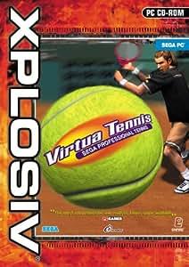 Virtua Tennis (Xplosiv Range) (PC)