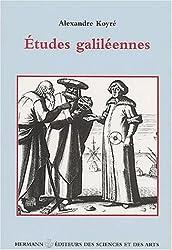 Etudes galiléennes