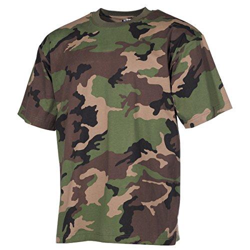 MFH US Army Herren Tarn T-Shirt (M 97 SK tarn/L)