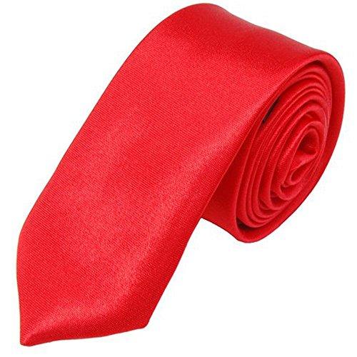 Corbata Roja Escarlata