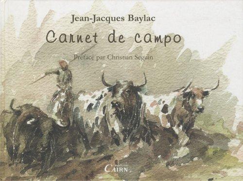 Carnet de Campo par Jean-Jacques Baylac
