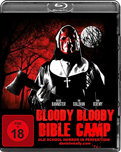 Bloody Bloody Bible Camp - Uncut Edition [Blu-ray]