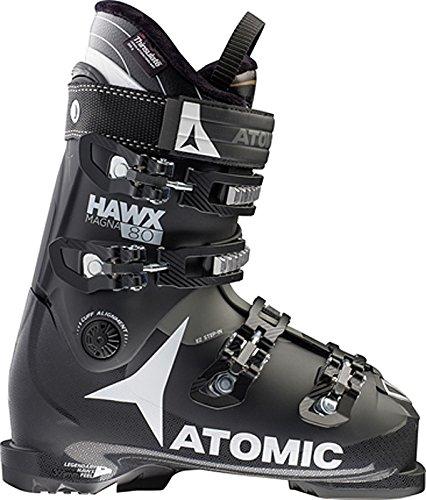 Atomic Hawx Magna 80-Black/White, Unisex, Ae5015100-000, Nero/bianco/antracite, 28.5