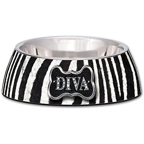 Loving Pets Milano Bol - Diva Cebra 1 L