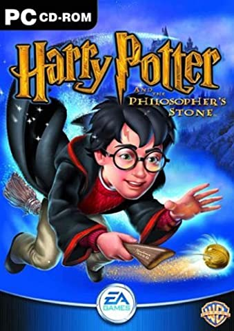 Harry Potter and the Philosopher's Stone (PC CD) [import anglais]