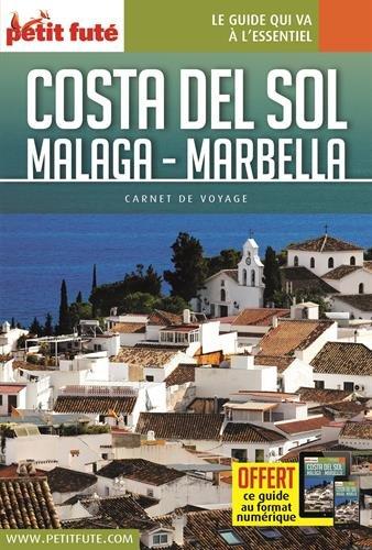 Guide Costa Del Sol 2017 Carnet Petit Futé