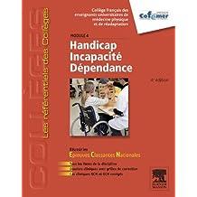 Handicap - Incapacité - Dépendance: Module 4