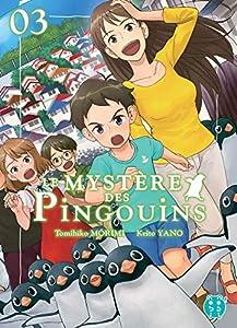 Le Mystère des Pingouins Edition simple Tome 3