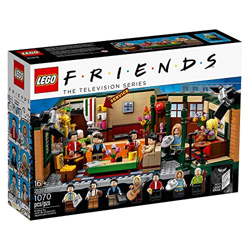 LEGO 21319 Ideas (r) Central Perk