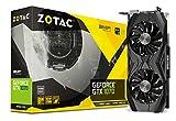 ZOTAC GeForce GTX 1070 AMP! Core Grafikkarte (NVIDIA GTX 1070, 8GB GDDR5, 256bit, Base-Takt 1607 MHz, Boost-Takt 1795 MHz, 8 GHz)