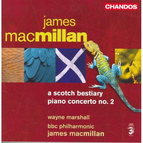 A Scotch Bestiary: The menagerie, caged: The book is closed: Tempo I -