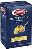 Barilla, Mezze Maniche Rigate, Cottura 12 Minuti - 500 gr