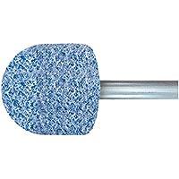 Pack of 10 3//16 Diameter x 1//2 Length 1//8 Shank PFERD Inc. 70500 rpm 60 Grit 3//16 Diameter x 1//2 Length Shape W154 Aluminum Oxide 1//8 Shank PFERD 33203 Vitrified Bond Mounted Point