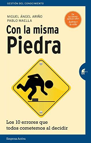 Con la misma piedra (Gestión del conocimiento) (Spanish Edition)