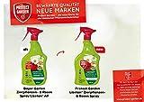 Bayer Garten Zierpflanzen-und Rosen-Spray Lizetan AF Insektenabwehr draußen, Weiß, 500 ml