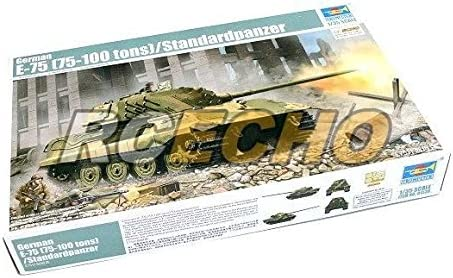 RCECHO® Trumpeter Military Model 1/35 1/35 1/35 German E-75 75-100 Tons Standardpanzer 01538 P1538 with 174; Full Version Apps Edition | Durable En Usage  03f8b8