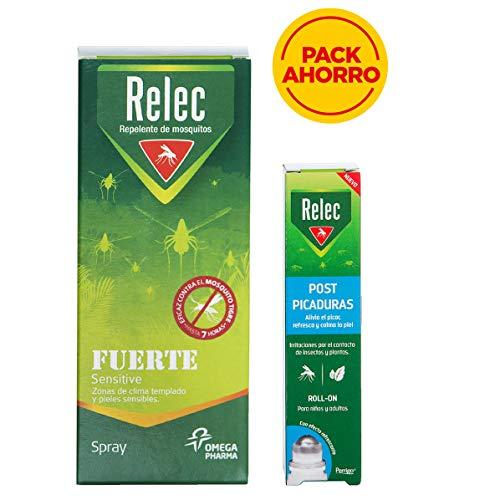 Pack Ahorro Relec Fuerte + Relec Post-Picaduras