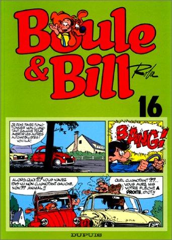 Boule et bill, tome 16 : EPUB Téléchargement gratuit!