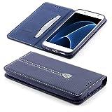 [ S6 edge ] Handy Schutz Tasche Noble Series Cover für