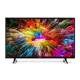 Medion X14310 108 cm (43 Zoll) UHD Fernseher (Smart-TV, 4K, HDR, Triple Tuner, DVB-T2 HD, Netflix App, PVR, DTS, Bluetooth)