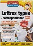 Lettres types et correspondance 2006 [Import] -