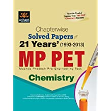 Chapterwise 21 Years' Solved Papers MP PET CHEMISTRY