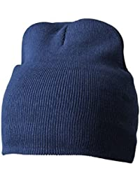 Myrtle Beach Uni Cotton Beanie, One size
