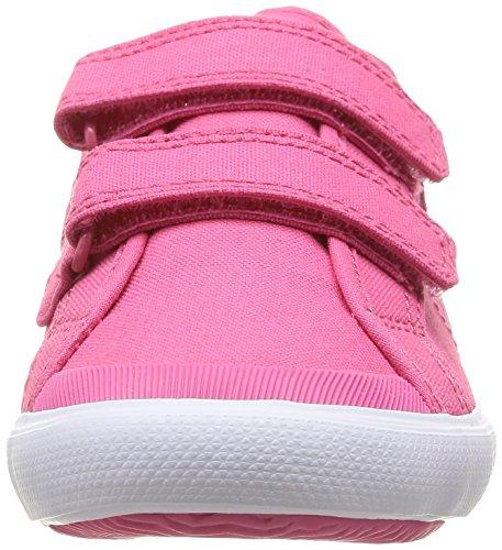 Le Coq Sportif  Saint Malo Ps Strap,  Sneaker unisex bambino Rosa (Rose (Honeysuckle))