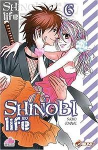 Shinobi Life Edition simple Tome 6