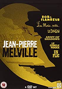 Jean-Pierre Melville Collection [DVD]