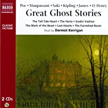 Great Ghost Stories (Naxos Classic Fiction)