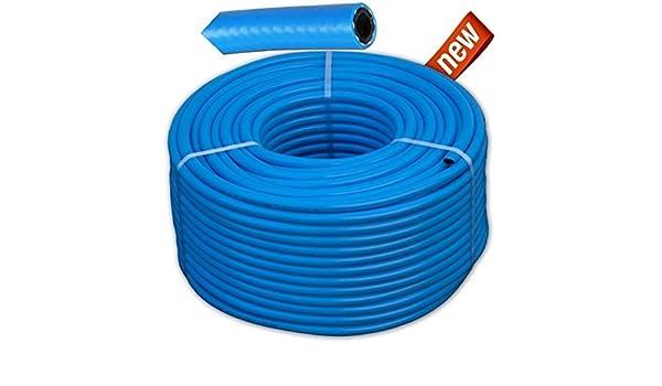 5 Meter Druckluftschlauch PVC-Schlauch Wekstatt Schlauch 5-50m flexibel /Ø 6mm
