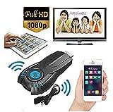 Dax-Hub Ezcast Wifi HDMI AirPlay display Miracast DLNA TV senza fili Dongle per Samsung Galaxy S4 S5 iPhone 4S 5S 6 Plus iPod touch iPad Smartphone Android Tablet di Windows 7/8 Pc (Black)