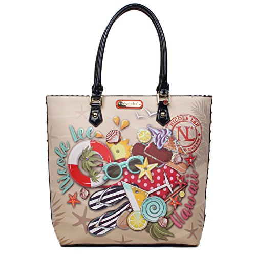 nicole-lee-nl-loves-hawaii-print-tote-bag