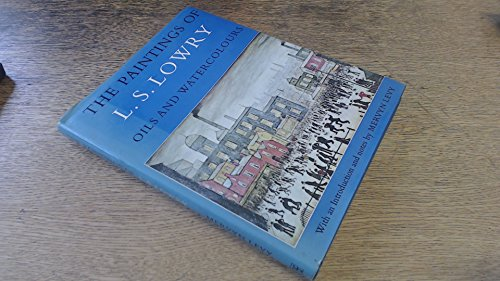 the-paintings-of-l-s-lowry-oils-and-watercolours-with-an-introduction-and-notes-by-mervyn-levy
