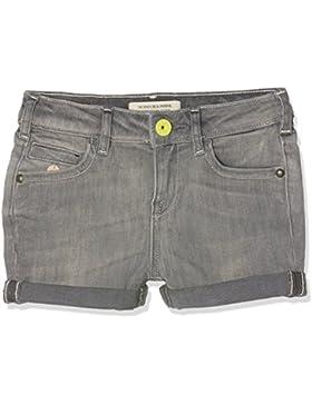 Scotch & Soda R'Belle Petit Ami Shorts-Grey Sand, Pantalones Cortos para Niños