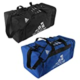 adidas Uni Team Bag Sporttasche, Schwarz, 72 x 36 x 32 cm